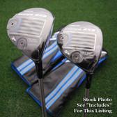Tour Edge Golf EXS Fairway Woods - Choose Individual or Set Make-Up - NEW