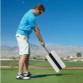 JEF World of Golf Swing Fan Training Aid Trainer Training Grip! - NEW