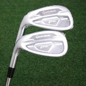 TaylorMade Golf PSi - LEFT HAND - Approach & Sand Wedge 2pc Matched Set - NEW