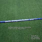 Project X Evenflow Riptide CB Driver Shaft - 60g 6.0 Stiff w/TaylorMade Tip NEW
