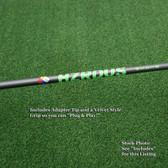 Project X HZRDUS Smoke Green Driver Shaft - 70g 6.5 X Flex w/TaylorMade Tip NEW