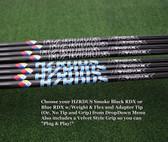 Project X HZRDUS Smoke RDX - Choose Black or Blue Weight&Flex w/Tip&Grip - NEW