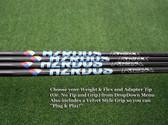 Project X HZRDUS Smoke Blue RDX - Choose Weight Class & Flex w/Tip&Grip - NEW