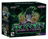 Ascension: Immortal Heroes DBG Expansion Deck Building Game