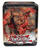 Yu-Gi-Oh 2013 Wave 1 Tin, Blaster Dragon Rulers Of Infernos