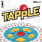 Tapple Party Game word game, USAopoly
