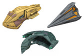 Star Trek Attack Wing Wave 12 Expansion: Ogla-Razik IRW Haakona Tholian Starship