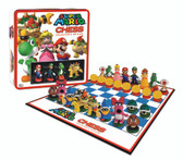 Chess Set, Super Mario Brothers Edition vs Bowser, USAopoly