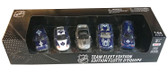 Toronto Maple Leafs Top Dog NHL 1:64 5 Pack Die Cast Team Fleet Model Autos