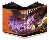 Magic The Gathering Dragons of Tarkir 9-Pocket Ultra Pro Pro-Binder Side-Loading