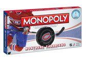 Monopoly: Montreal Canadiens NHL Collector's Edition English et en francais