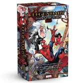 Spider-Man Legendary Paint The Town Red: Upper Deck Marvel DBG Deck Building Game Expansion
