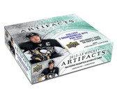 2012-13 Upper Deck Artifacts hockey cards Hobby box