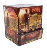The Hobbit, An Unexpected Journey HeroClix 24-Figure Display Box