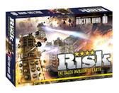 Risk: Doctor Who, The Dalek Invasion Of Earth Board Game, USAopoly