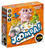 Joomba! Card Game of crazy and zany animals