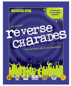 Reverse Charades Party Game of improv for groups