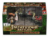 Pathfinder Battles: Iconic Heroes Box Set 3 figures