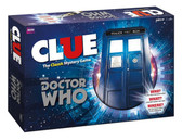 Clue: Doctor Who Collector's Edition, mystery board game