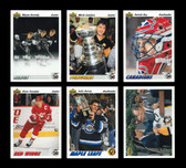 1991-92 Upper Deck NHL Hockey Complete Set Low Series 500 Cards 91-92 NMMT