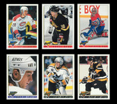 1993-94 Topps Premier Series 1 NHL hockey complete Set of 264 Cards 93-94