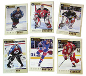 1997-98 Pinnacle Beehive Complete Set of 75 5x7 NHL Hockey Cards