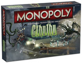 Monopoly: Cthulhu Collector's Edition board game