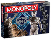 Monopoly: Doctor Who Villains Limited Edition board game