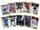 1997-98 Pinnacle Beehive Lot of 10 NHL Hockey 5x7 Cards
