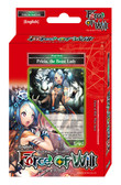 Force of Will Alice Cluster TCG: Pricia The Beast Lady Wind Deck, English