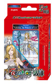 Force of Will Alice Cluster TCG: Valentina the Princess Of Love Water Deck