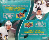 2011-12 Upper Deck Series 2 NHL hockey cards 24 Pack box 11-12