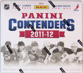 2011-12 Panini Contenders NHL Hockey Hobby Box 11-12