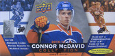 2015-16 Upper Deck Connor McDavid Collection Hobby Set