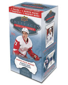 2016-17 Upper Deck Artifacts NHL hockey cards Blaster Box of 8 Packs