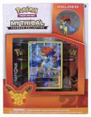 Pokemon Mythical Creatures Collection Box: Keldeo with Pin