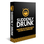 Suddenly Drunk Party Card Game