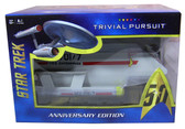 Trivial Pursuit: Star Trek 50th Anniversary Edition trivia game