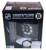 NHL Shake N Score dice game: Boston Bruins