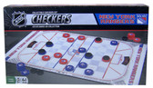 NHL Checkers board game: New York Rangers