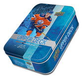 2016-17 Upper Deck Series 1 Tin of hockey cards
