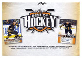 2015-16 Leaf Best Of Hockey Hobby Box