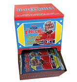 2016-17 Upper Deck O-Pee-Chee hockey cards Gravity Feed Retail Box with 36 Packs