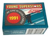 1991-92 Score Young Superstars Set of 40 NHL Hockey Cards