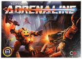 Adrenaline combat party game