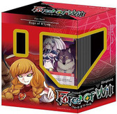 Force of Will Lapis Cluster Starter Deck Fire Deck: Rage of R'lyeh, English