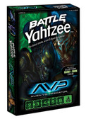 Battle Yahtzee: Alien vs Predator Edition dice game