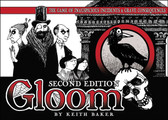 Gloom The Card Game, Core Game (2nd Edition)