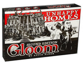 Gloom Card Game, Unhappy Homes Expansion (2nd Edition)