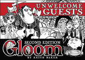 Gloom Card Game, Unwelcome Guests Expansion (2nd Edition)